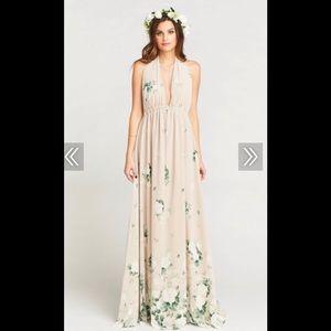 Gorgeous Halter Dress!